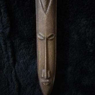 маска африканская