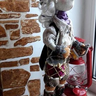 коллекционная кукла барон Мюнхгаузен