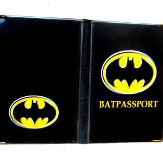 Обложка на паспорт Бэтпаспорт