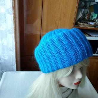 шапка женская вязаная Tak Ori