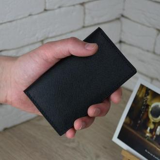Кожаный card holder, кожаная визитница, Для карт, Мужской кард холдер, мужская визитница
