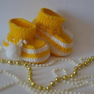 Пинетки для Вашего малыша или малышки