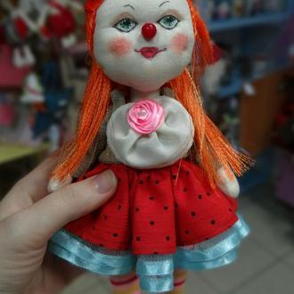 Куколка клоунесса (кукла)