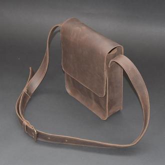 Кожаная сумка Мен