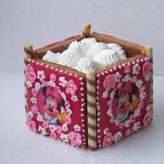 Пряничная коробочка
