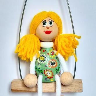 Расписная куколка