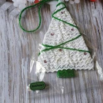 Новогодняя Елочка- подвеска