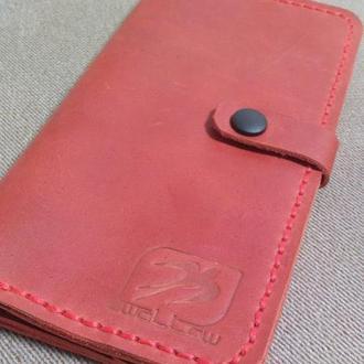 Довгий гаманець під рівну купюру