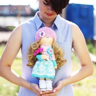 "Текстильная кукла ""Алиса"""