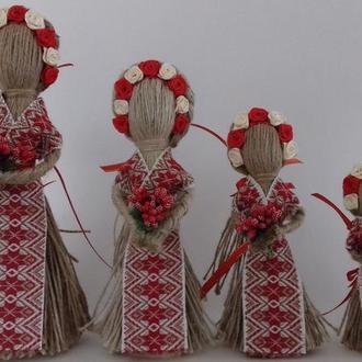 """Лялька-мотанка """"Берегиня"""" Зріст 10, 15, 18, 22, 26 см. Handmade. Подарунок-оберіг."""