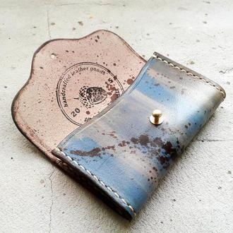 Картхолдер / Визитница / Leather Card Case