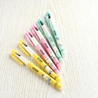 """Ручки стираемые для ежедневников и блокнотов """"Мумми-тролль"""""""