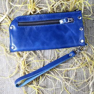 Клатч портмоне Infinity Синий