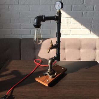 Настольная лампа ,светильник Loft(лофт)