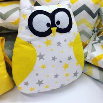 Подушка-игрушка Сова.