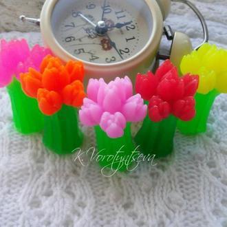 Букет тюльпанов (мини)