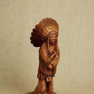 Статуэтка «Индеец»
