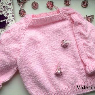 Джемпер/свитер для девочки