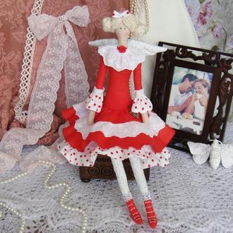 Кукла в стиле Тильда  фея домашнего очага