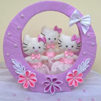 Сумочка-подарок Hello Kitty!