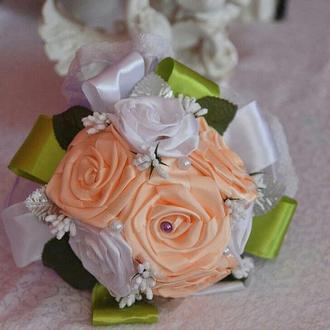 свадебный букет дублер