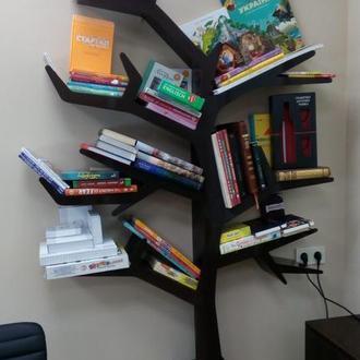 полочка дерево