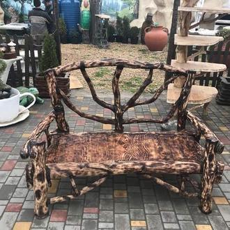Деревянная мебель из веток, корней и лозы, мебель Driftwood