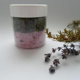 Лесные эльфы - соль для ванны