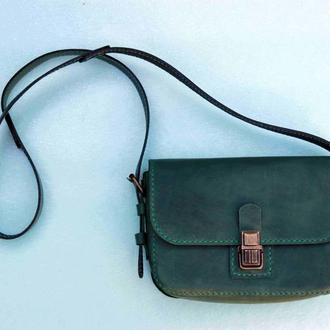 "Мини сумка ""Kiki"" Green"
