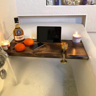 Релакс полка для ванной