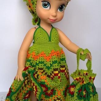 Одежда для куклы Дисней Аниматорс, Паола Рейна Сой ту 40-42 см