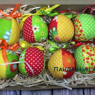 """Набор  """"Пасхальные яйца"""" - 8шт в коробке"""