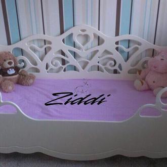 Детская кровать Ажурная