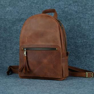 Женский рюкзачок «Лимбо» |11978| Коньяк