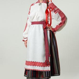 Костюм Любомльського району кінця ХІХ ст.