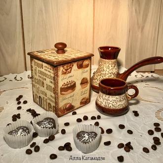 Короб «Любимый кофе»