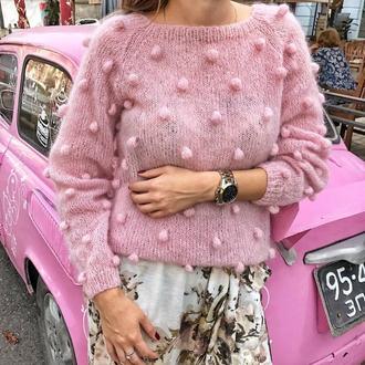 Осенний пуловер