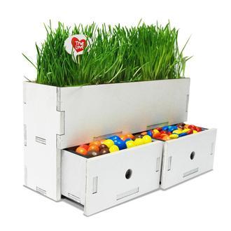 Декоративная коробка «Душевный презент»