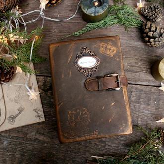 """Книга для Записей """" Королевство """""""