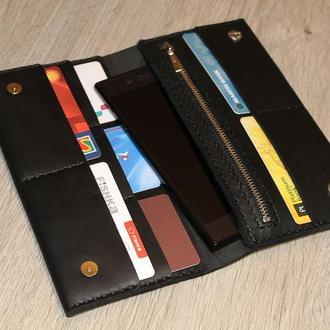 Тревел кейс Travel case - (клатч, кошелек, портмоне) три в одном.