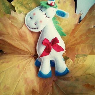 игрушка из фетра