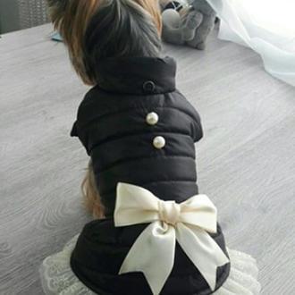 Куртка-платье для собак