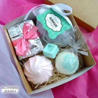 Подарочный набор beauty box «Sweet dreams», подарок для девушки
