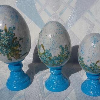 Интерьерные яйца