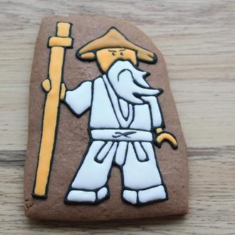 Имбирный пряник Игры Лего Ниндзяго