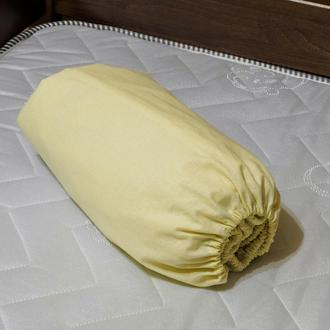 Простынь на детскую кроватку