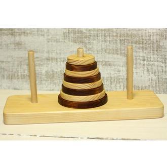 Пирамидка Монтессори