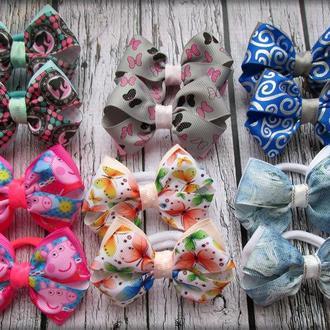 Бантики для малышек