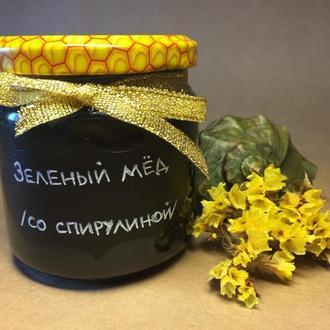 Зеленый мед 200мл