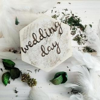 Шкатулка ′Wedding day